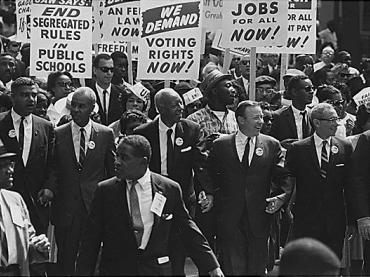 March on Washington: Role Models for Today?