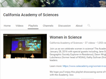 Women in Science Summit 2016