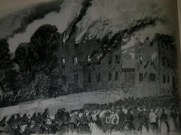 CIVIL WAR DRAFT RIOTS - NEW YORK CITY AND NEW YORK STATE
