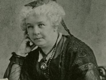 Virtual Birthday Party for Elizabeth Cady Stanton