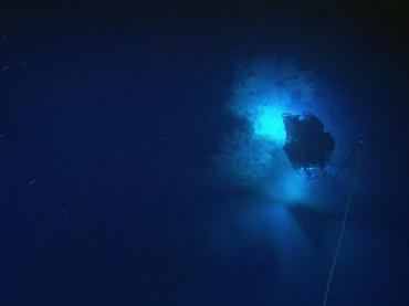 High Pressure in the Deep Ocean