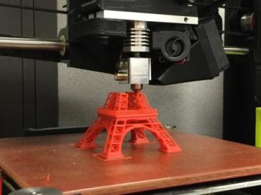 Science of Innovation: 3-D Printing