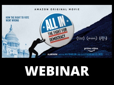 Teaching 'All In: The Fight for Democracy' Webinar