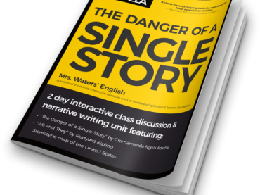 """The Danger of a Single Story"" Writing Project"