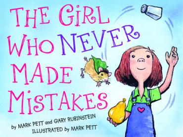 The Girl Who Never Made Mistakes Common Core Aligned Activity Guide