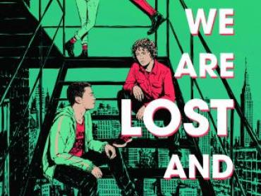 We Are Lost and Found Discussion Guide