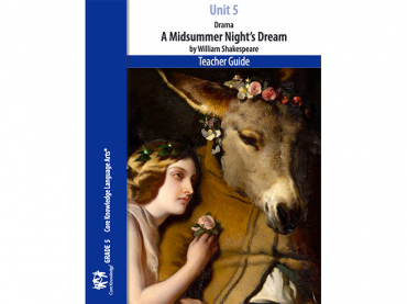 A Midsummer Night's Dream CKLA Teacher Guide