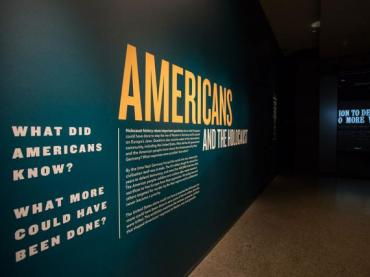 Americans and the Holocaust: Exploring the Online Exhibition