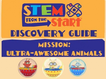 Discovery Guide for Ultra-Awesome Animals