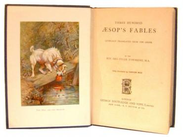 Themes in Aesop's Fables