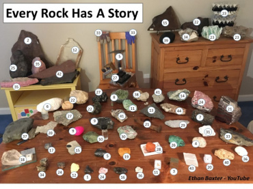 Every Rock Has A Story - YouTube Series for K-4