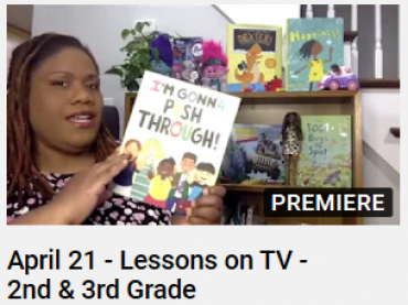 Read Aloud Lessons (2nd & 3rd Grade)