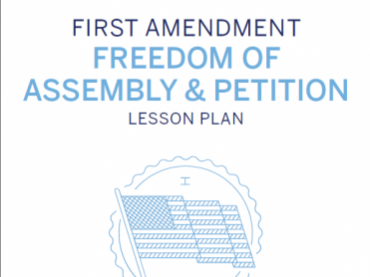 First Amendment: Freedom of Petition and Assembly