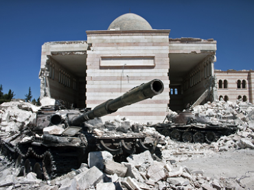 Lesson Plan: An Attack on Syria-What Would You Do?