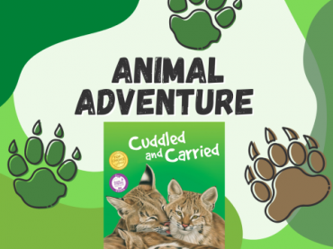 """Animal Adventure from """"Cuddled and Carried"""""""