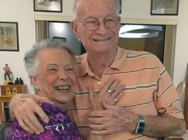 By Age 85, She'd Given 23 Gallons Of Blood: 'Because I Can'