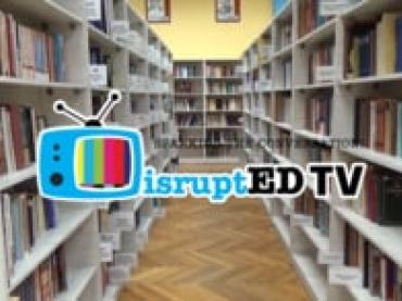 DisruptED TV Book Reviews