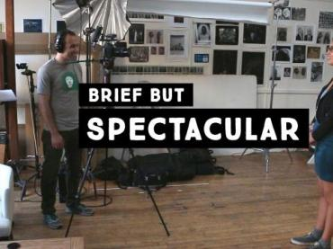"Lesson plan: What's your ""Brief but Spectacular"" take?"