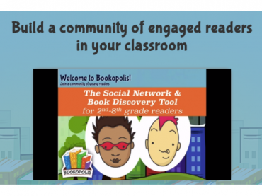 How to Use Bookopolis to Build a Community of Readers