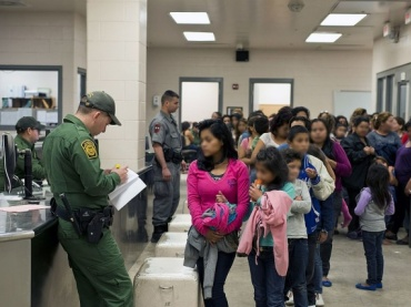 Civic Action: Unaccompanied Minors at the Border