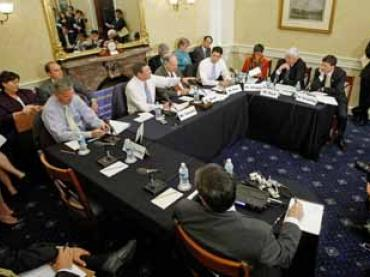 How Congressional Committees consider a bill