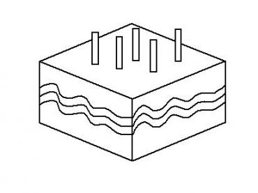 Activity; Dividing a Square Cake into 5 Equal pieces Area and Volume