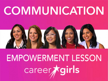 Developing Communication Skills: Video-Based Empowerment Lesson