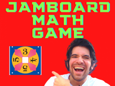 FREE JAMBOARD math game for DISTANCE LEARNING || 24