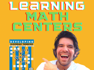 Tips for creating DISTANCE LEARNING math centers