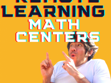 Create DISTANCE LEARNING math centers || independent practice || Part 2