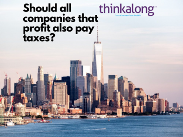 Should all companies that profit also pay taxes? - Civil Discourse for Classrooms