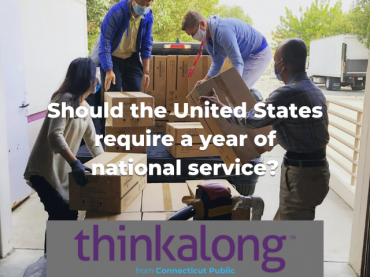 Should the United States require a year of national service? - Civil Discourse for Classrooms