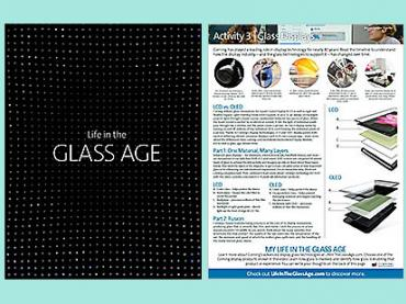 Life in the Glass Age (a STEM and materials science program)