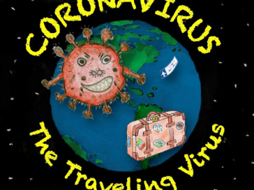Coronavirus: The Traveling Virus - A Children's Book