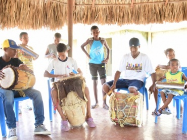 COLOMBIAN CUMBIA: AFRICAN, INDIGENOUS, AND SPANISH ROOTS OF RHYTHM