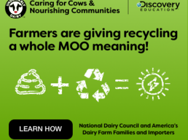 Undeniably Dairy: Converting Poop to Power