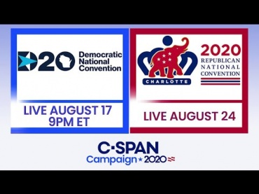 Comparing the 2020 Democratic and Republican National Conventions
