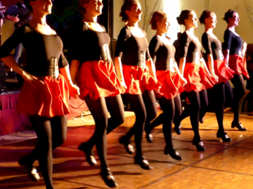 Intro to Irish Dance Instructional