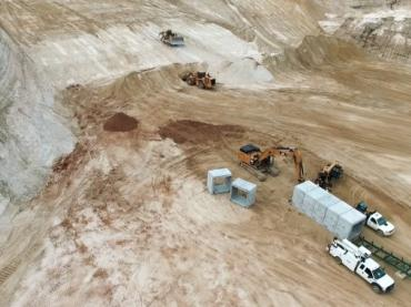 Science of Industrial Sand Mining