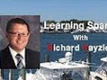 DisruptED TV Learning Sparks with Richard Hayzler