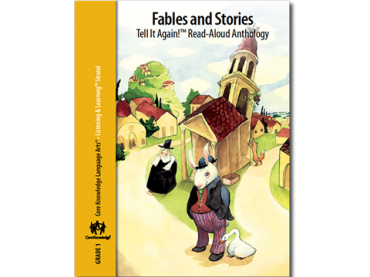 CKLA Grade 1: Domain 1--Fables and Stories