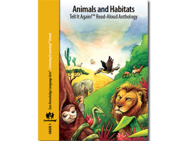 CKLA Domain 8: Animals and Habitats