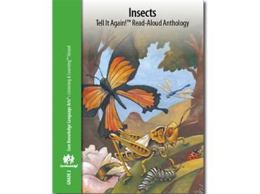 CKLA Grade 2 Domain 8: Insects