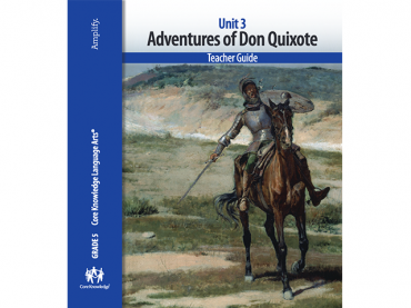 Adventures of Don Quixote Teacher Guide