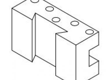 Machining Project Blueprint Dovetail Toolholder