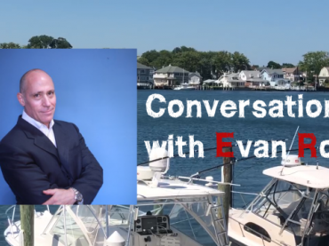 DisruptED TV Conversations with Evan Robb