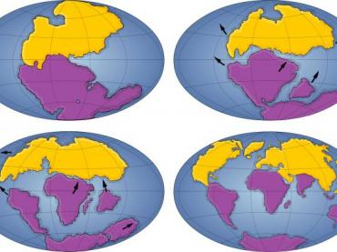Plate Tectonics - Legends of Learning