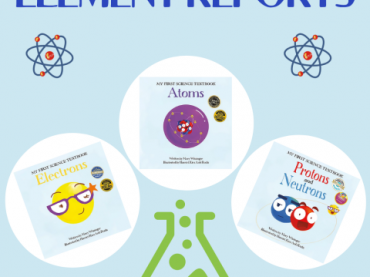 Element Reports from My First Science Textbook Series