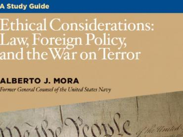 Law, Foreign Policy, and the War on Terror