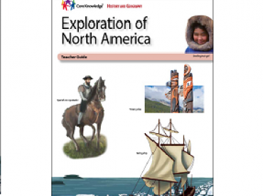 Exploration of North America